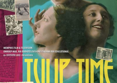 Affiche Tulip Time