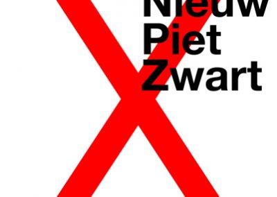 Affiche Alles Moet Nieuw - Piet Zwart