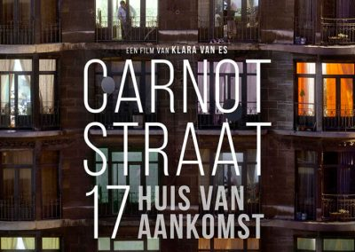 Affiche Carnotstraat 17