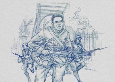Still George Maduro