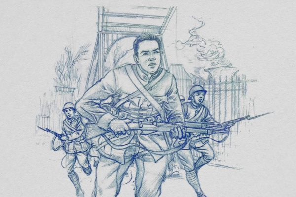 George Maduro – An 'ordinary' hero