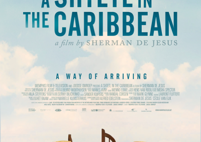 Affiche A Shtetl in the Caribbean