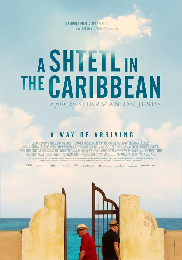 Affiche A Shtetl in the Caribbean