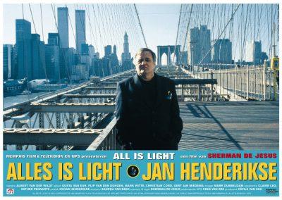 Affiche Alles is Licht - Jan Henderikse