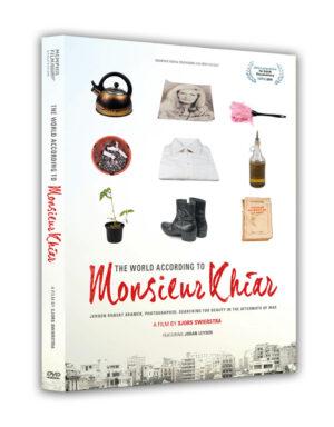 DVD Monsieur Khiar